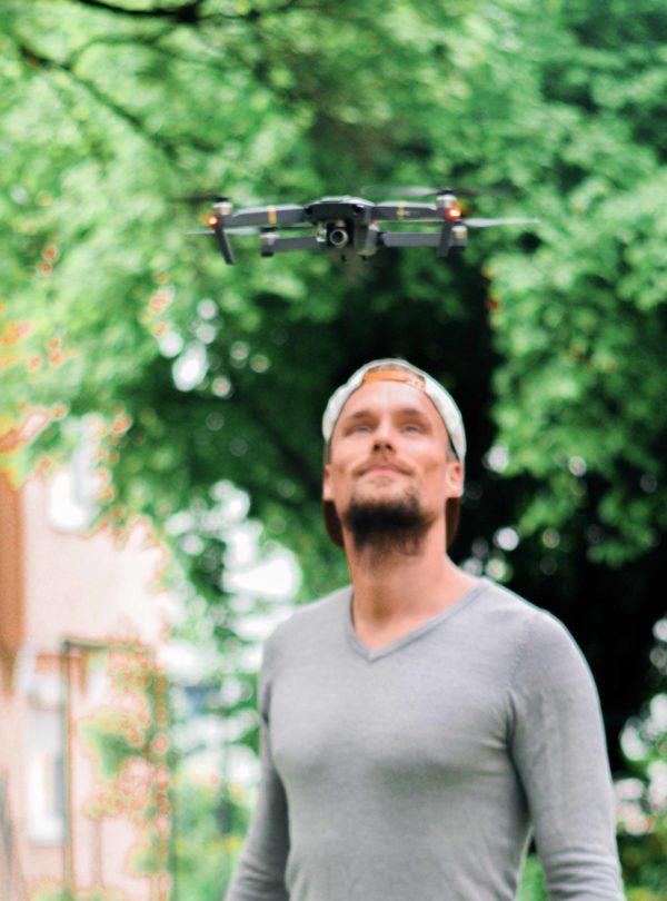 Christoph Braml Drohne Passau
