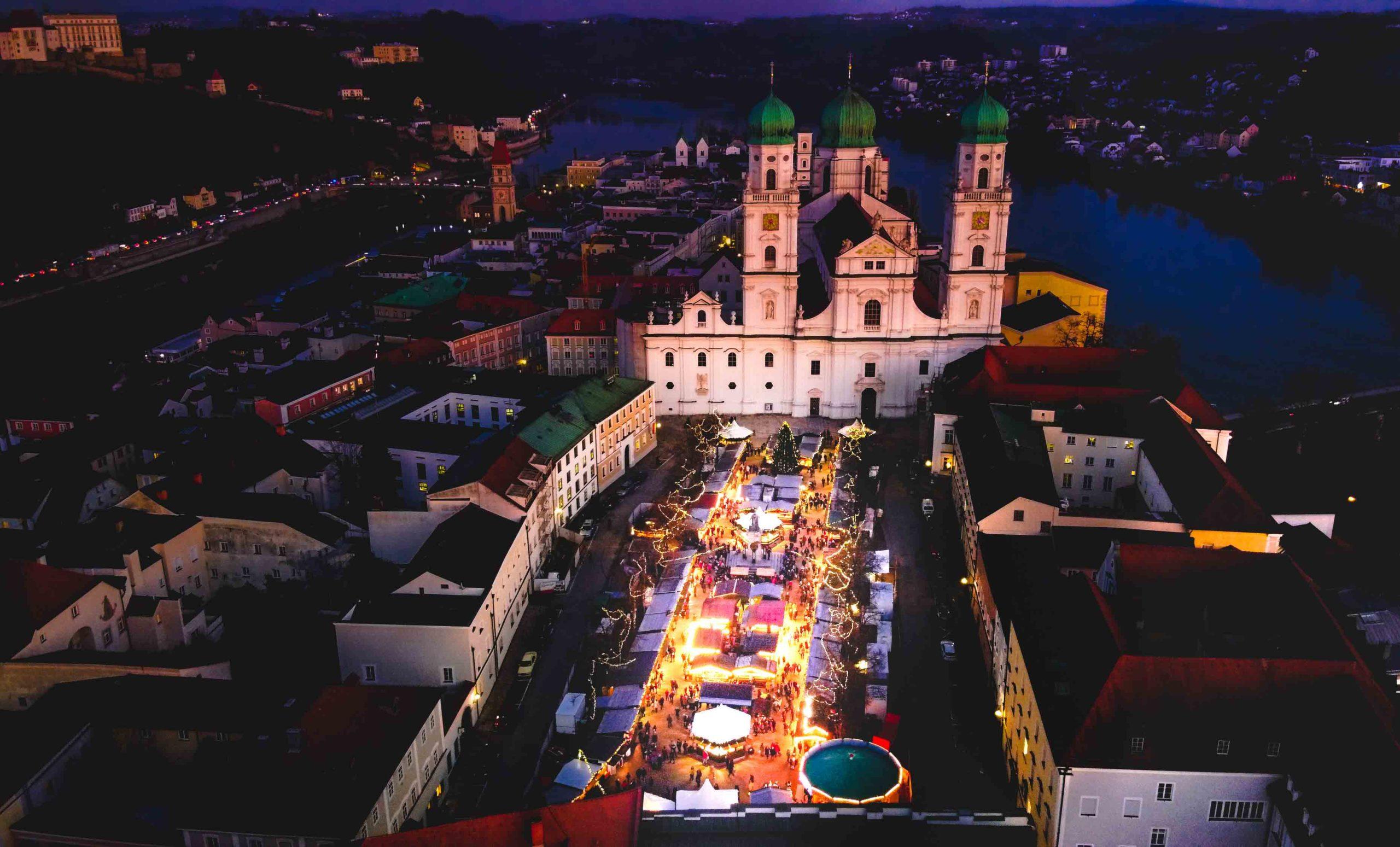 Christkindlmarkt Passau