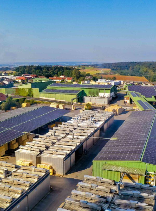 Solaranlage Passau
