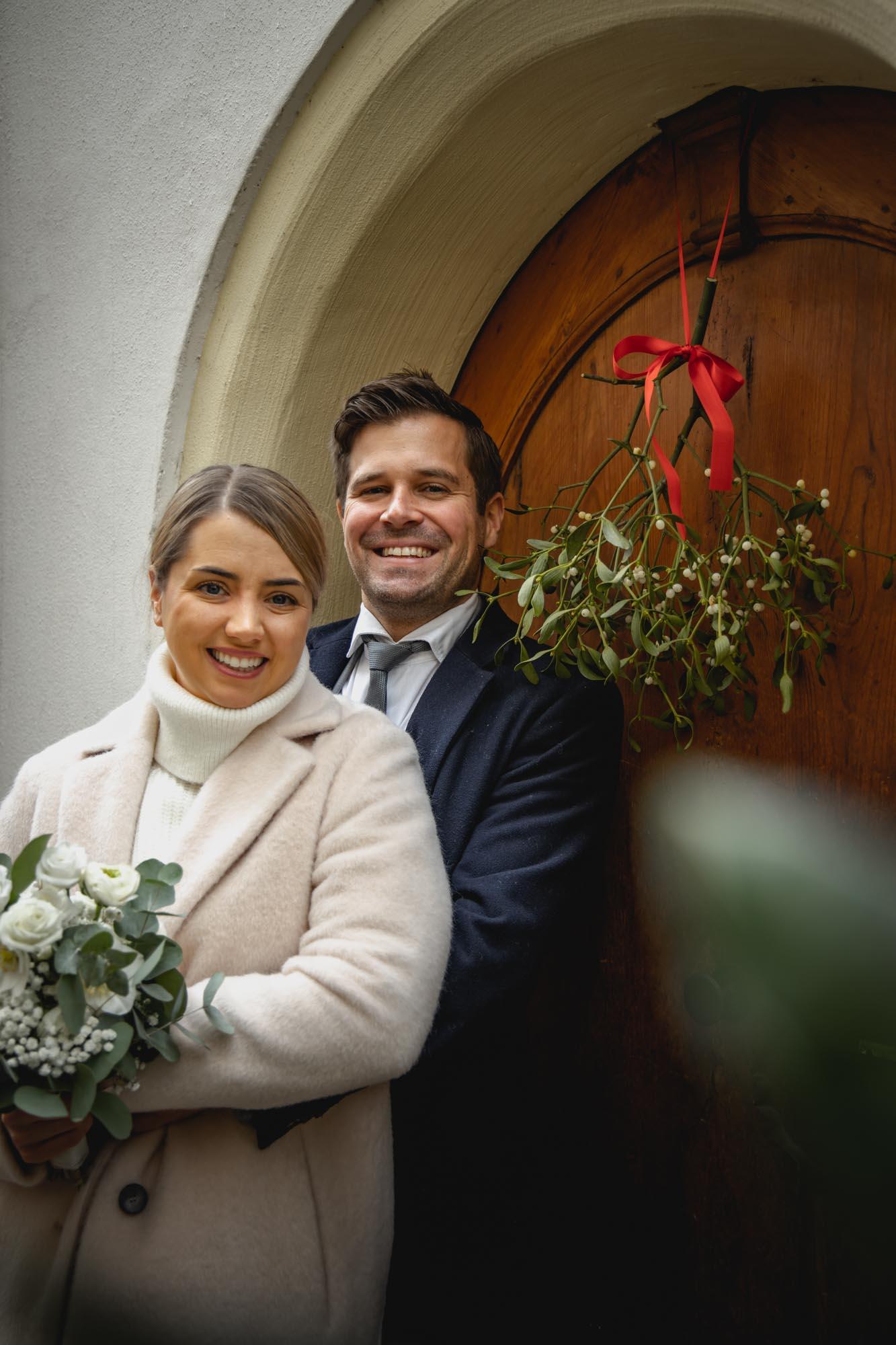 Brautpaarshooting Passau