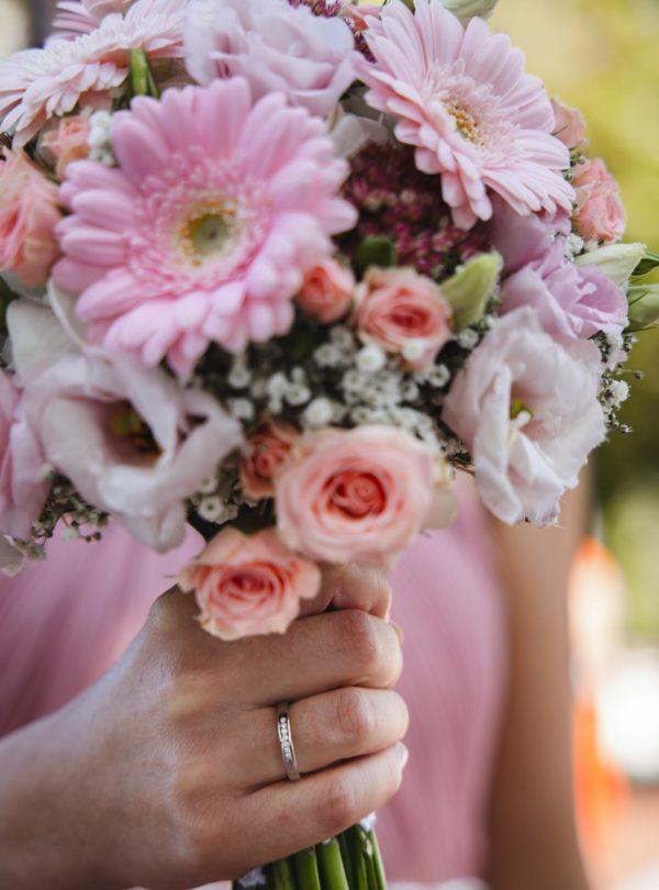 Blumenstrauß Hochzeit Passau